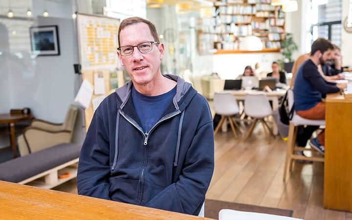 KAPTÁR faces – Eric Rasmussen