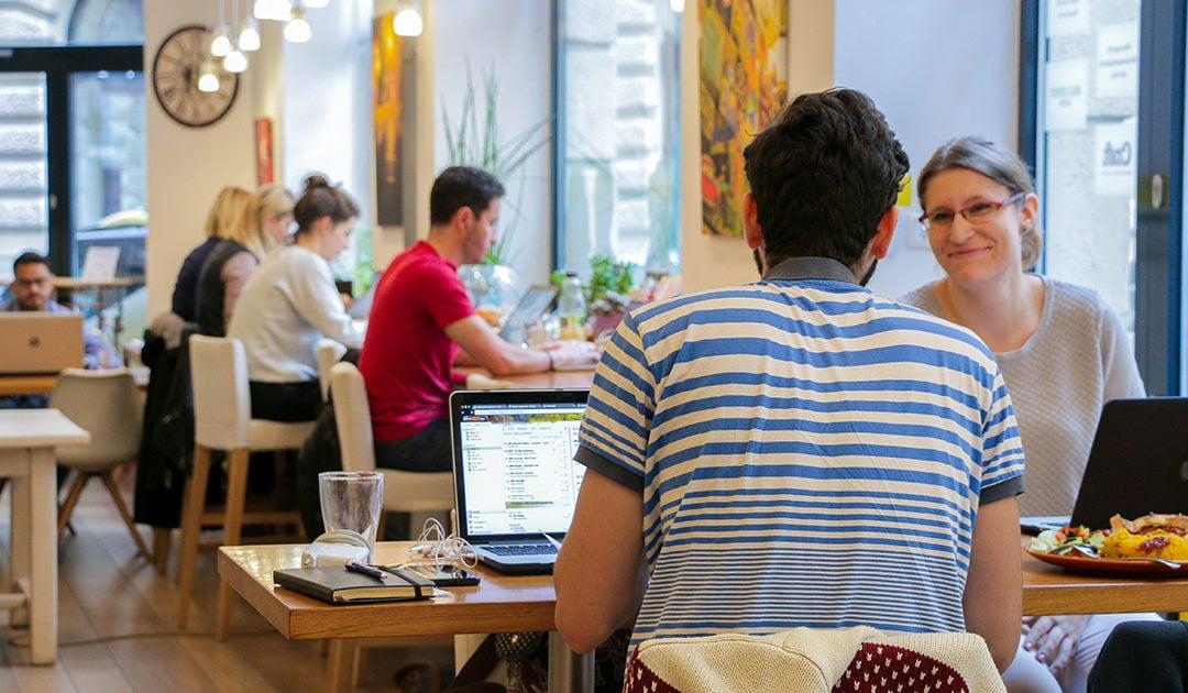 Kiégési szindróma ellen szedjen KAPTÁRt. KAPTÁR coworking Budapest