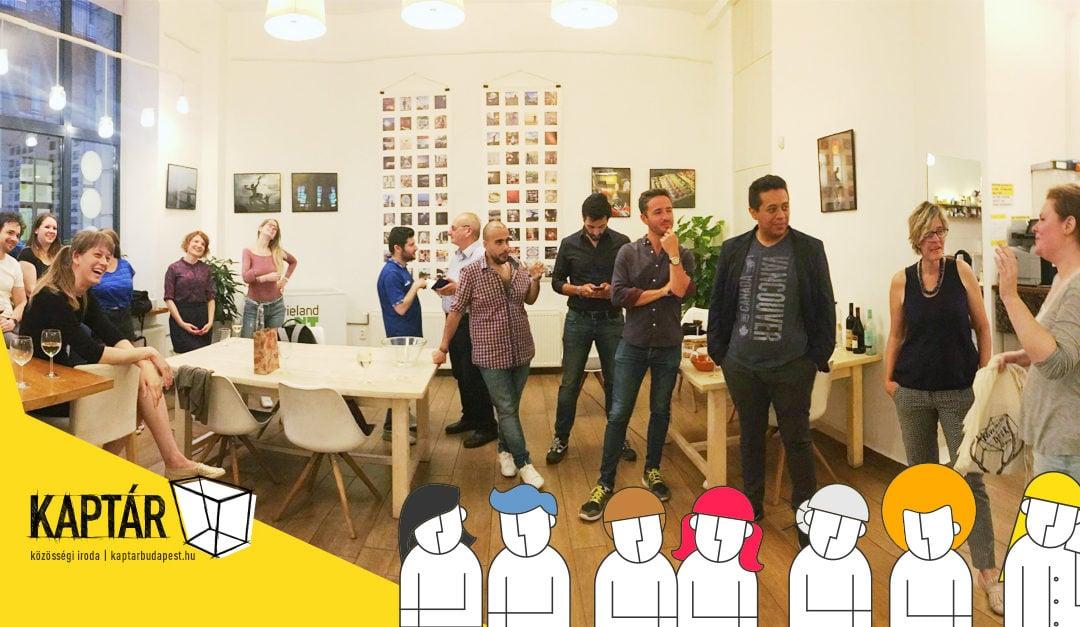 Kiállításmegnyitó / Évfordulós parti