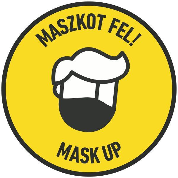 MASZKOT FEL!