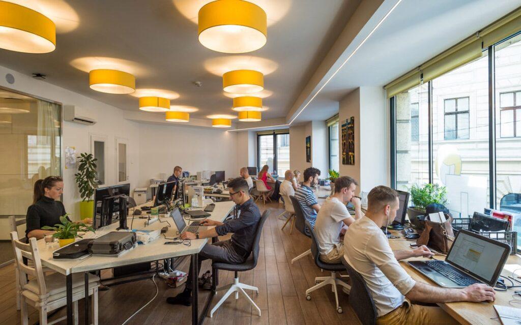 Digitális bennszülöttek 5. KAPTÁR coworking Budapest