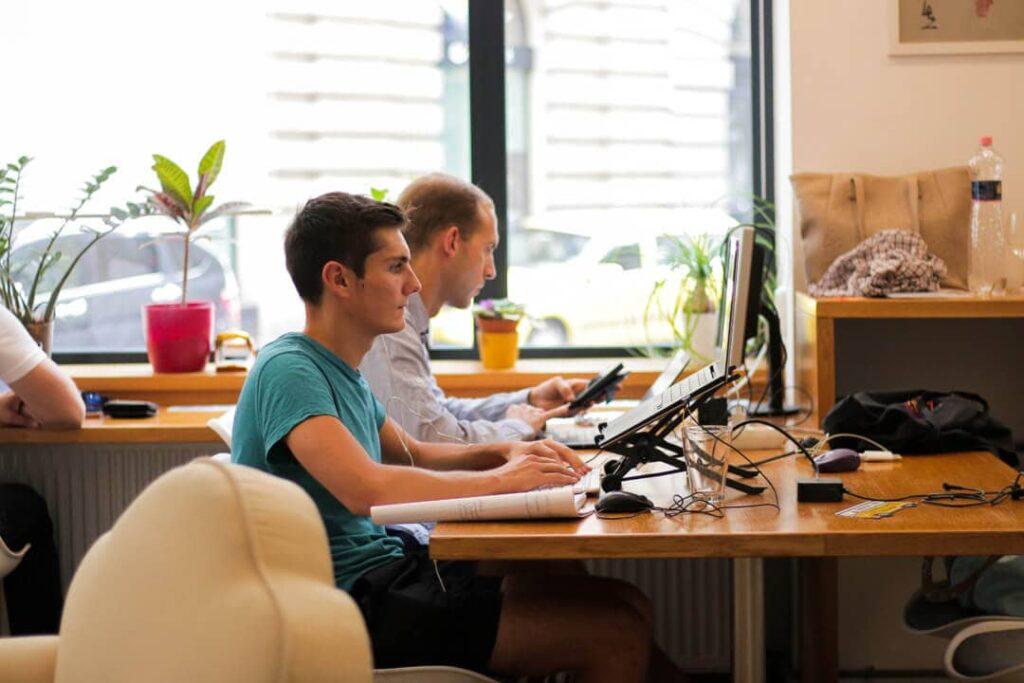 Digitális bennszülöttek 3. KAPTÁR coworking Budapest